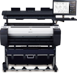 Velkoformatove kopirovanie skenovanie