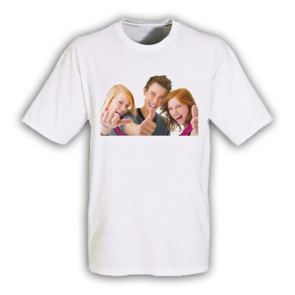 ce1a607236ad Používame kvalitné tričká zo 100% bavlny