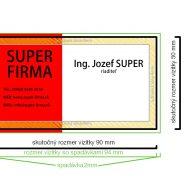 Ako správne pripraviť podklady pre tlač vizitiek